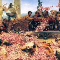 Alma-tadema The Roses Of Heliogabalus