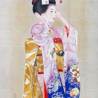 Aoyama Nobuyoshi A Crown Of Sakura