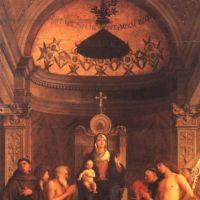 Bellini Giovanni Sacra Conversazione