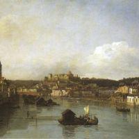 Belloto Bernardo A View Of Verona