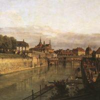 Belloto Bernardo Zwingergraben In Dresden
