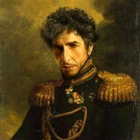 Bob Dylan George Dawe Style