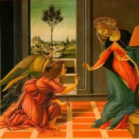 Botticelli Madonna Cestello