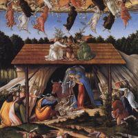 Botticelli Mystic Nativity
