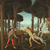 Botticelli Nastagio First