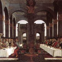 Botticelli Nastagio Fourth
