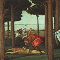 Botticelli Nastagio Second