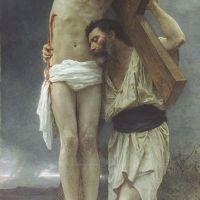 Bouguereau Compassion