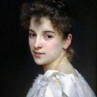 Bouguereau Gabrielle Cot 1890