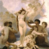 Bouguereau Naissance De Venus