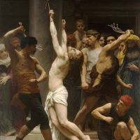 Bouguereau The Flagellation Of Christ
