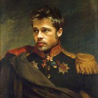 Brad Pitt George Dawe Style