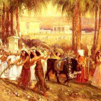 Bridgman An Egyptian Procession