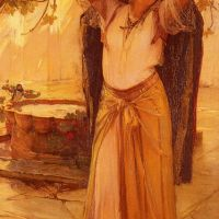 Bridgman Spanish Lady