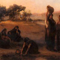 Bridgman Women Drawing Water From The Nile