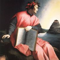 Bronzino Allegorical Portrait Of Dante