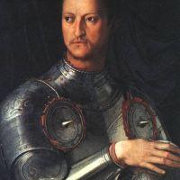 Bronzino Cosimo De Medici In Armour