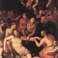 Bronzino Deposition