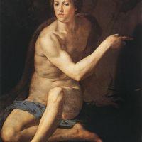 Bronzino John The Baptist