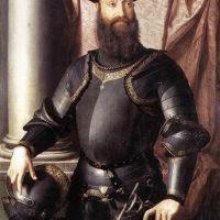 Bronzino Portrait Of Stefano Iv Colonna