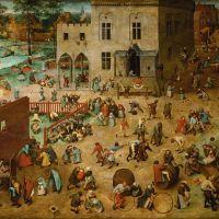 Bruegel Children S Games