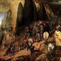 Bruegel Conversion Of Paul