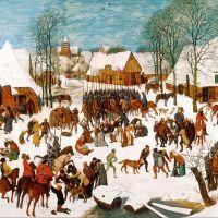 Bruegel Massacre Of The Innocents