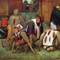Bruegel The Beggars