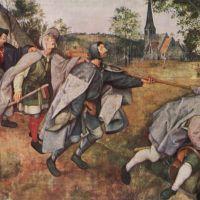Bruegel The Blind Leading The Blind