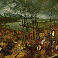 Bruegel The Gloomy Day