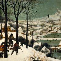 Bruegel The Hunters In The Snow