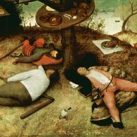 Bruegel The Land Of Cockaigne
