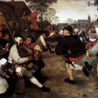 Bruegel The Peasant Dance