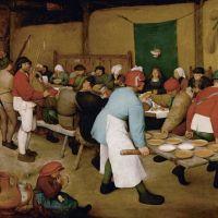 Bruegel The Peasant Wedding