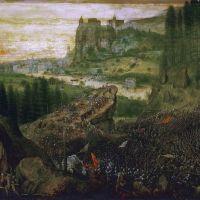 Bruegel The Suicide Of Saul
