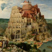 Bruegel The Tower Of Babel