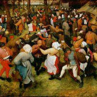 Bruegel The Wedding Dance