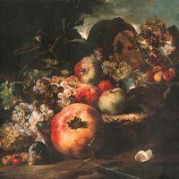Brueghel Abraham Nature Morte Aux Fruits