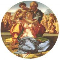 Buonarotti Michelangelo Holy Family