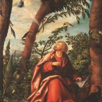 Burgkmair Hans The Elder John The Evangelist On Patmos