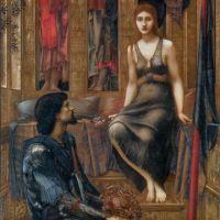 Burne-jones King Cophetua And The Beggar Maid 1884