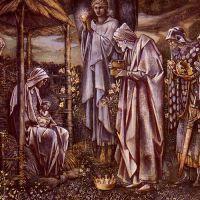 Burne-jones Sir Edward Coley The Star Of Bethlehem
