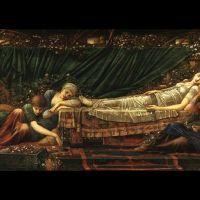 Burne-jones Sleeping Beauty