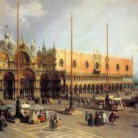 Canaletto San Marco Square- Venice