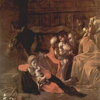 Caravaggio Adoration Of The Shepherds