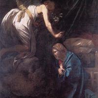 Caravaggio Annunciation