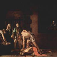 Caravaggio Beheading Of Saint John The Baptist