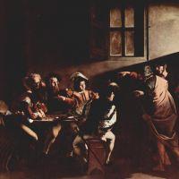 Caravaggio Calling Of Saint Matthew