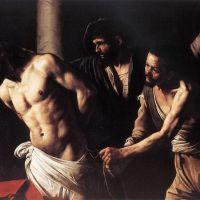 Caravaggio Christ At The Column