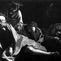 Caravaggio Christ On The Mount Of Olives
